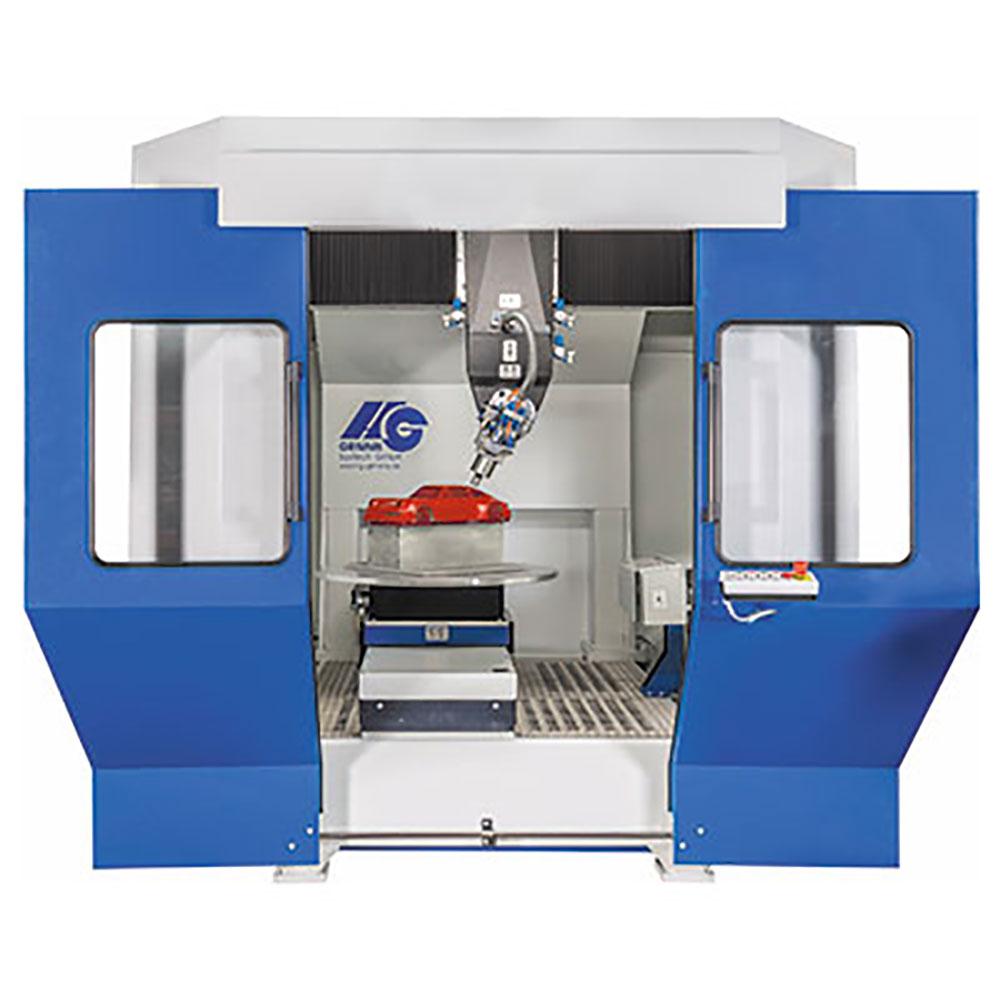 Maskiner for plastfresing og plastkutting fra HG-Grimme SysTec